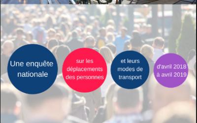 La commune de Randan tirée au sort pour l'enquête  sur la mobilité des personnes 2018-2019