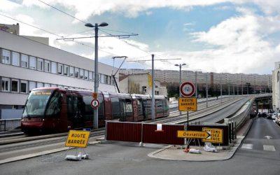Le tram circule à nouveau depuis ce lundi