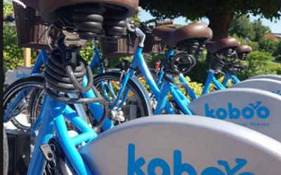 Les Vélos en Libre-Services arrivent à Vichy Communauté